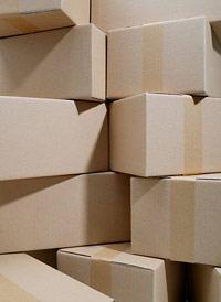 Купить картонные коробки для упаковки