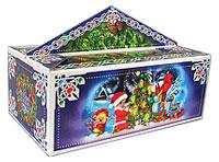 Подарочная упаковка коробки