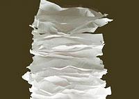 Пылимость бумаги