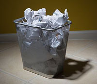 Электризация бумаги
