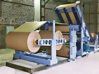 Производство гофрокартона из макулатуры рулонная макулатура