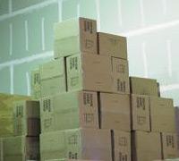 Транспортная упаковка для бытовой техники